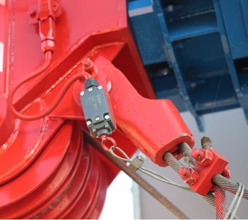 Ограничитель подъема крюка КС-55713-1В.80.400-5